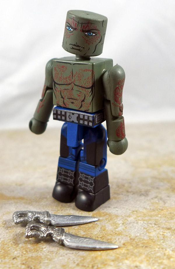Drax Loose Minimate (Marvel TRU Guardians of the Galaxy Vol. 2 Two Packs)