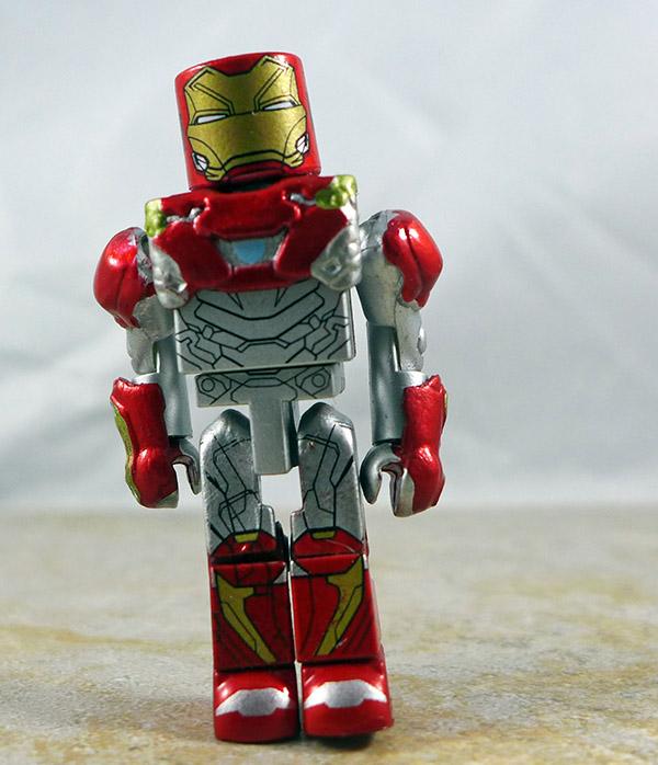 Iron Man Mark 47 Loose Minimate (Marvel TRU Spider-Man Homecoming Two Packs)
