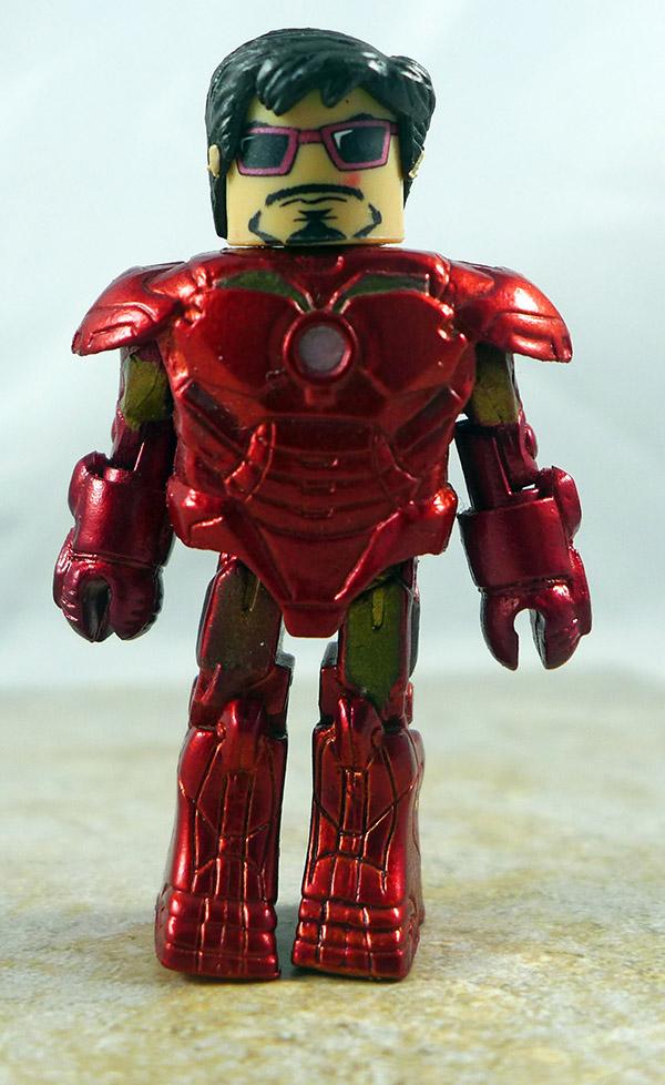 Mark IV Iron Man Partial Loose Minimate (Marvel Borders Iron Man 2 Two Packs)
