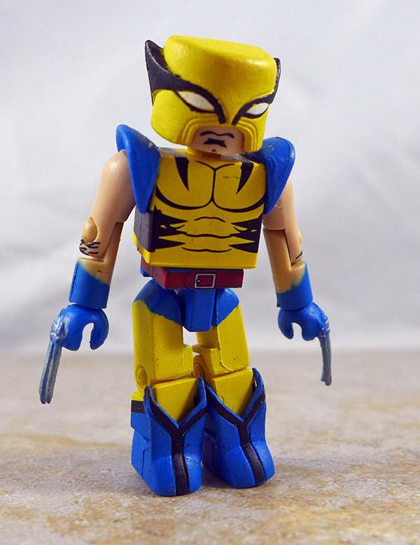 Wolverine Partial Loose Minimate (Marvel Secret Invasion Box Set)