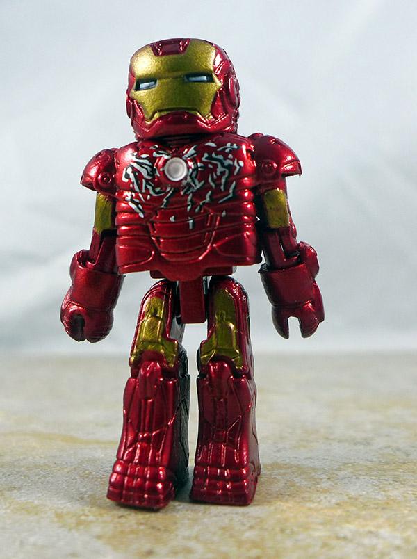 Mark III Iron Man Loose Minimate (Marvel Hall of Armor Box Set)