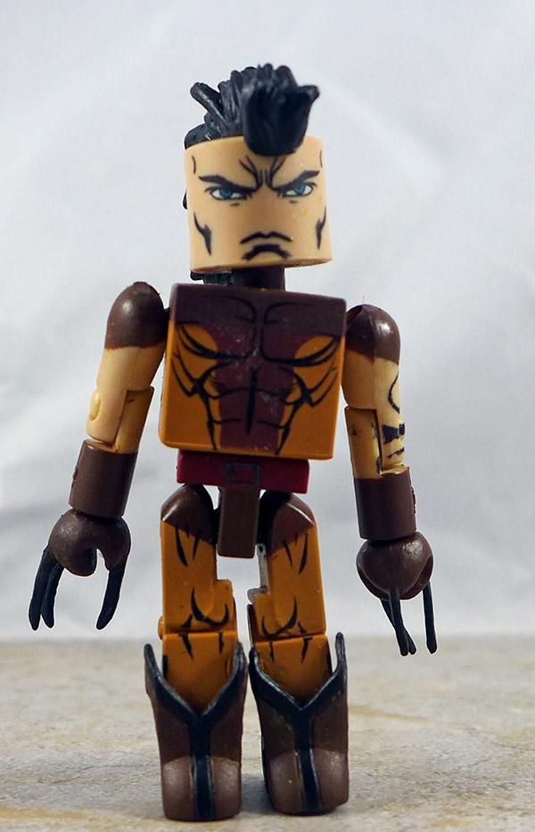 Wolverine (Daken) Partial Loose Minimate (Marvel Dark Avengers #1 Box Set)