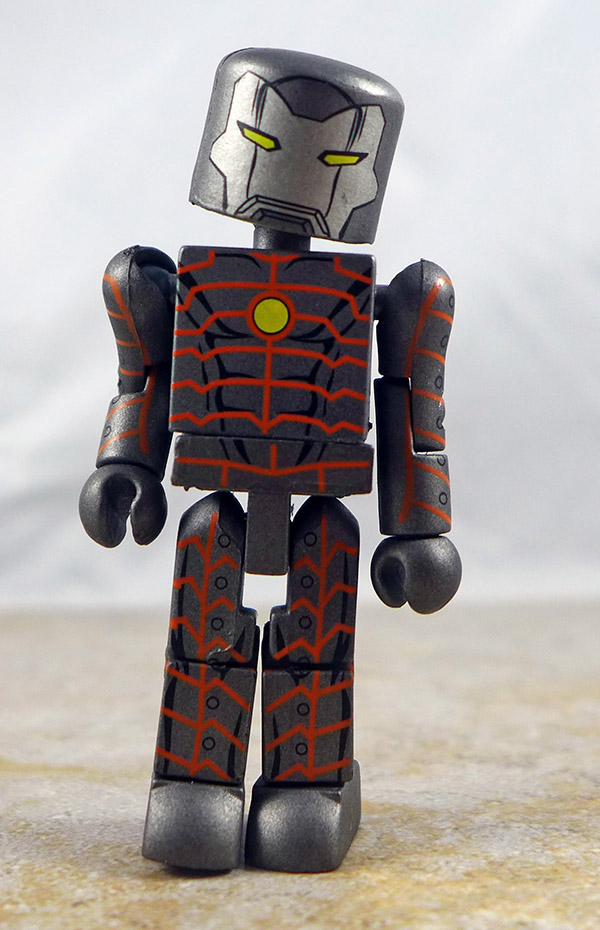 Iron Man Partial Loose Minimate (Marvel Fear Itself: The Mighty Box Set)
