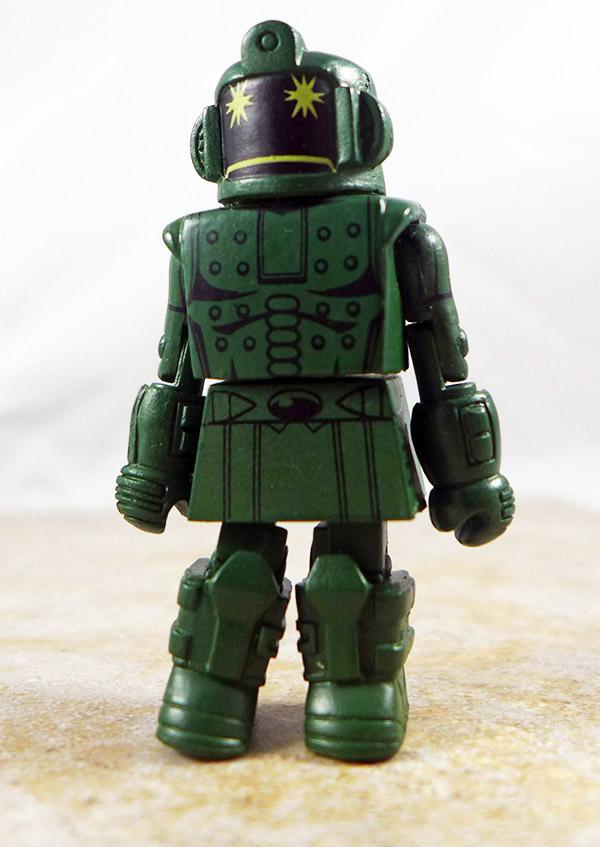 Titanium Man Partial Loose Minimate (Marvel Wave 32)