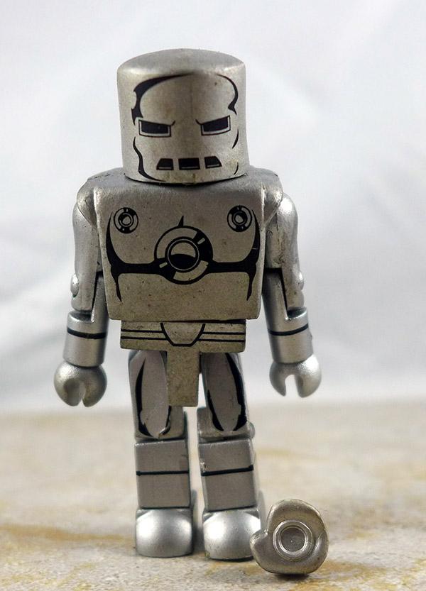 Mark IV Armor Iron Man Partial Loose Minimate (Marvel Iron Man Through the Ages Box Set)