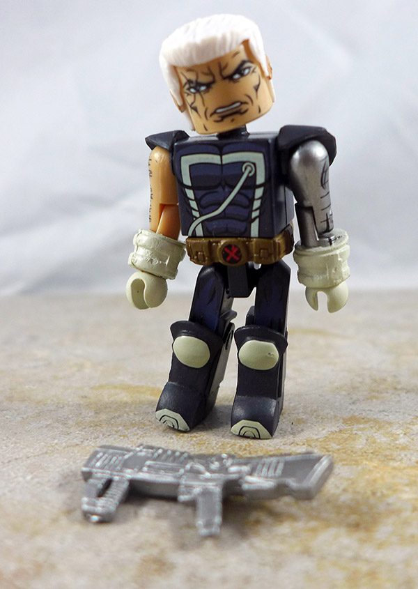 Messiah Complex Cable Partial Loose Minimate (Marvel Wave 65)
