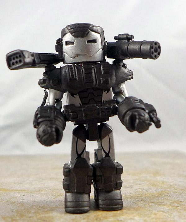 Mark 1 War Machine Partial Loose Minimate (Marvel Wave 23)