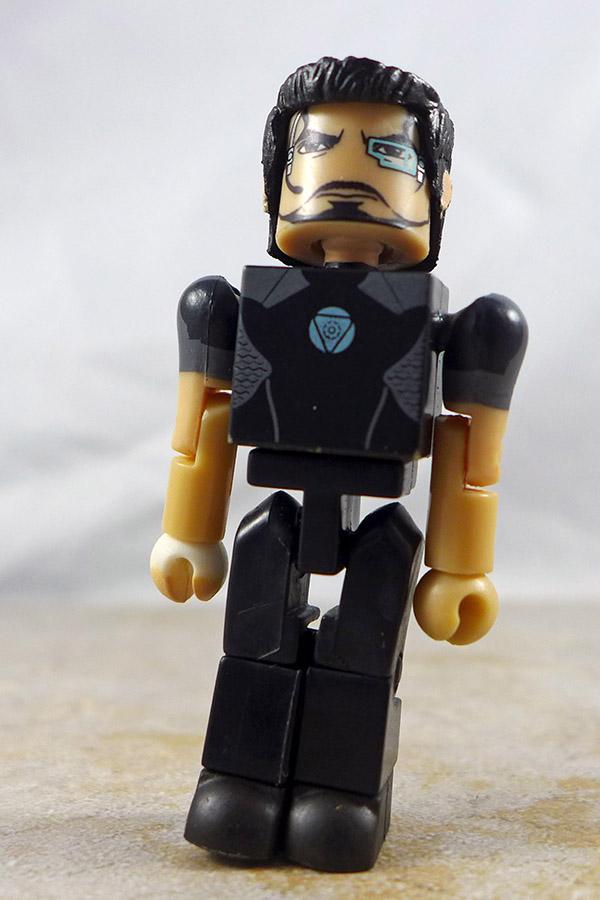 Tony Stark Partial Loose Minimate (Marvel TRU Iron Man 3 Two Packs)