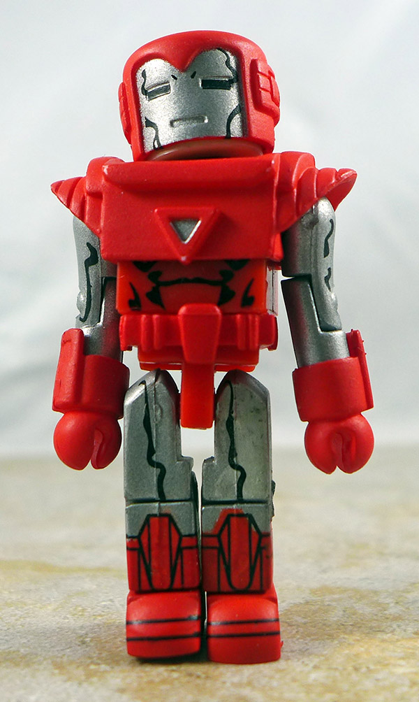 Sliver Centurion Loose Minimate (Marvel Exclusive Two Packs)