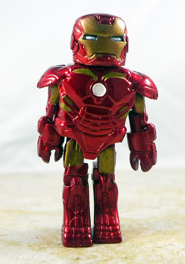 Mark IV Iron Man Loose Minimate (Marvel Hall of Armor Box Set)