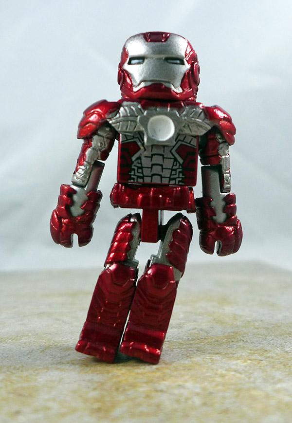 Mark V Iron Man Loose Minimate (Marvel Hall of Armor Box Set)