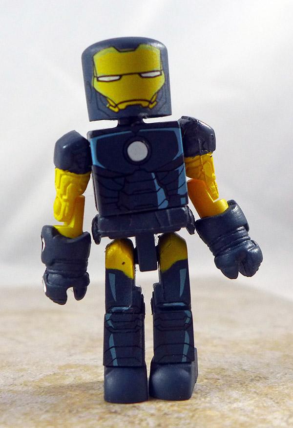 Dark Avengers Iron Man Loose Minimate (Marvel Walgreens Wave 2)