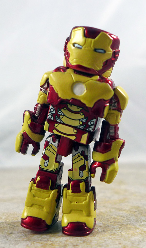 Iron Man Mark 42 Partial Loose Minimate (Marvel TRU Iron Man 3 Two Packs)