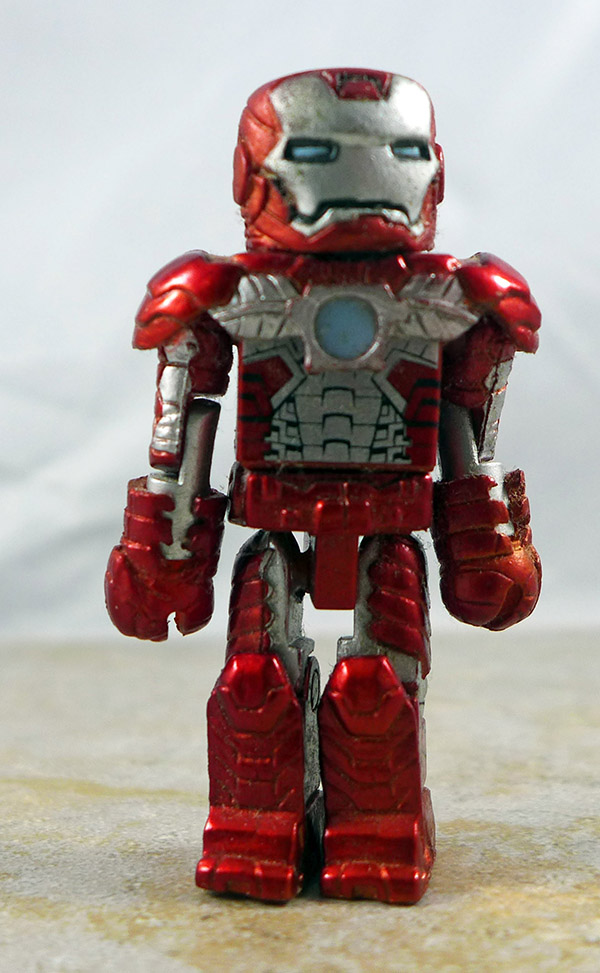 Mark V Iron Man Partial Loose Minimate (Marvel Wave 35)