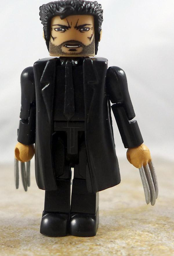 Wolverine (Suit) Partial Loose Minimate (Marvel Wave 52)
