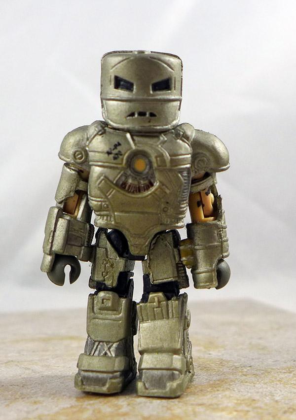 Mark I Iron Man Partial Loose Minimate (Marvel Wave 21)