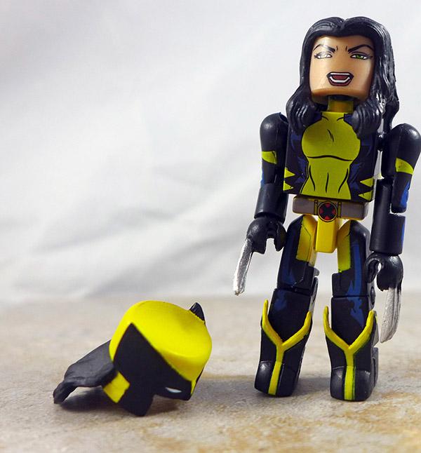X-23 as Wolverine Loose Minimate (Marvel Now Blind Bags)