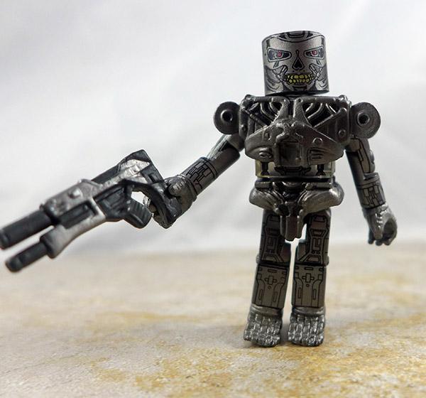 Scorched Endoskeleton Loose Minimate (Terminator 2 Cyberdyne Assault Box Set)