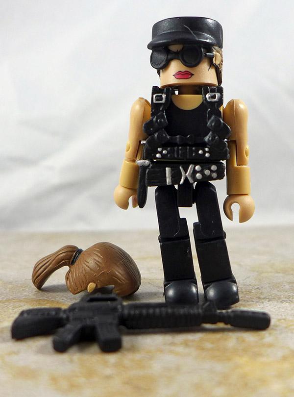 SWAT Sarah Connor Loose Minimate (Terminator 2 Cyberdyne Assault Box Set)
