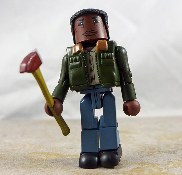 Miles Dyson Loose Minimate (Terminator 2 Cyberdyne Assault Box Set)