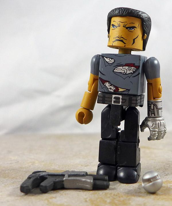 Cybernetic T-800 Loose Minimate (Terminator 2 Cyberdyne Assault Box Set)