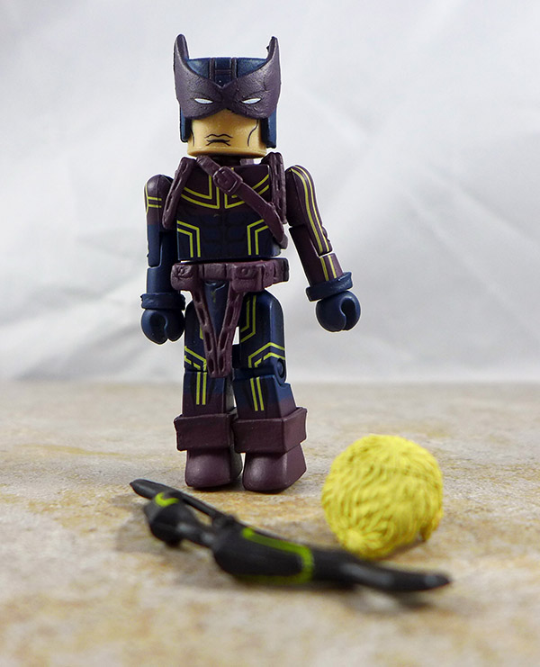 Hawkeye Partial Loose Minimate (Marvel Fear Itself: The Mighty Box Set)