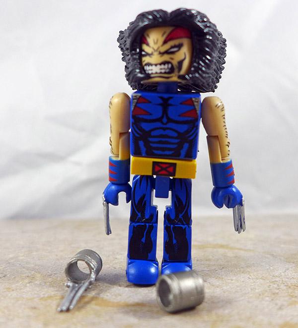 Wolverine Partial Loose Minimate (Age of Apocalypse Box Set 2)