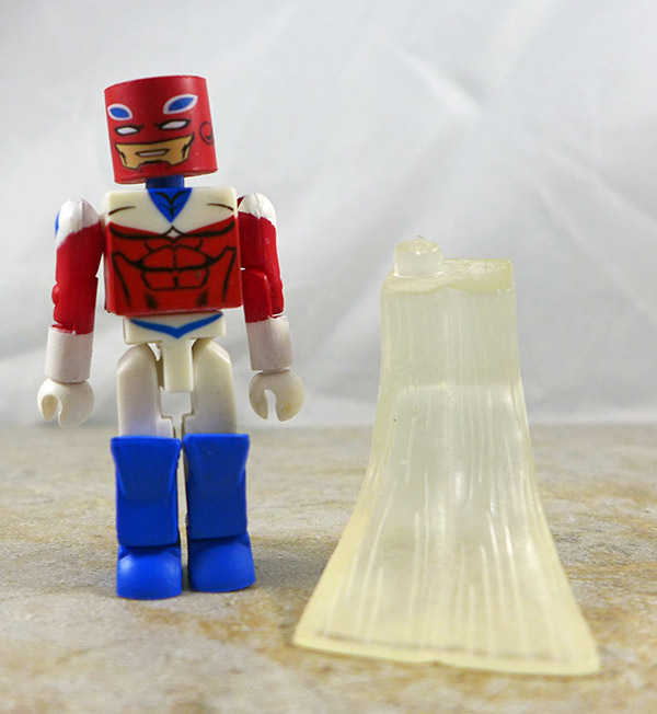 Captain Britain Loose Minimate (Marvel Excalibur Box Set)