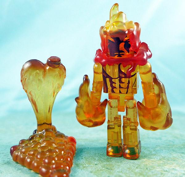 Human Torch Loose Minimate (Marvel Invaders Box Set)