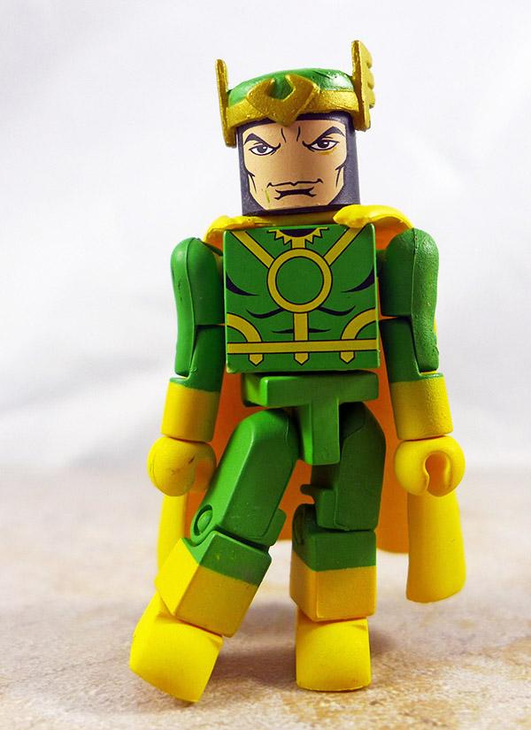 Loki Loose Minimate (Marvel The Mighty Thor: Stormbreaker Box Set)