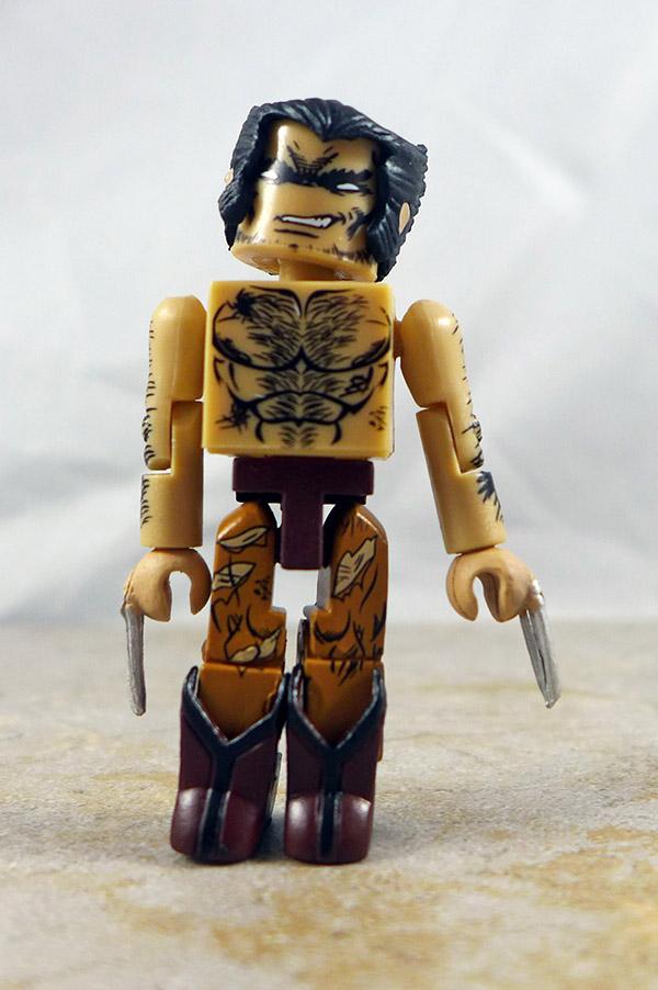 Battle-Ravaged Wolverine Loose Minimate (Marvel Uncanny X-Men Box Set)