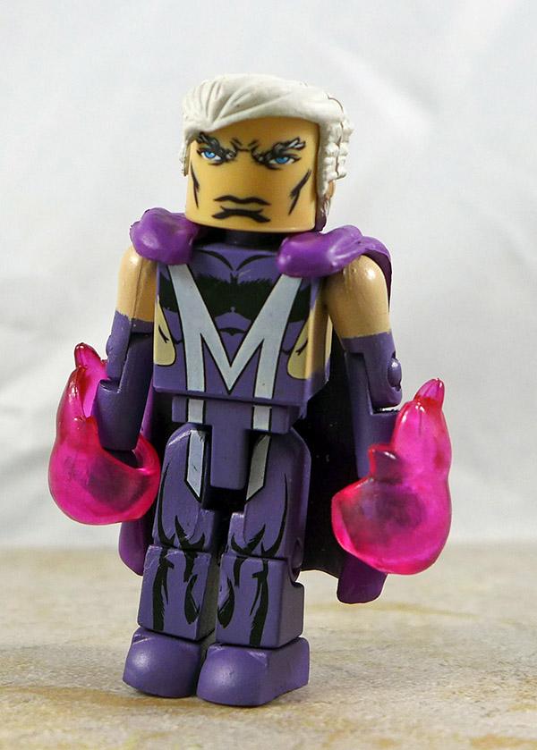 Asteroid M Magneto Loose Minimate (Marvel Uncanny X-Men Box Set)