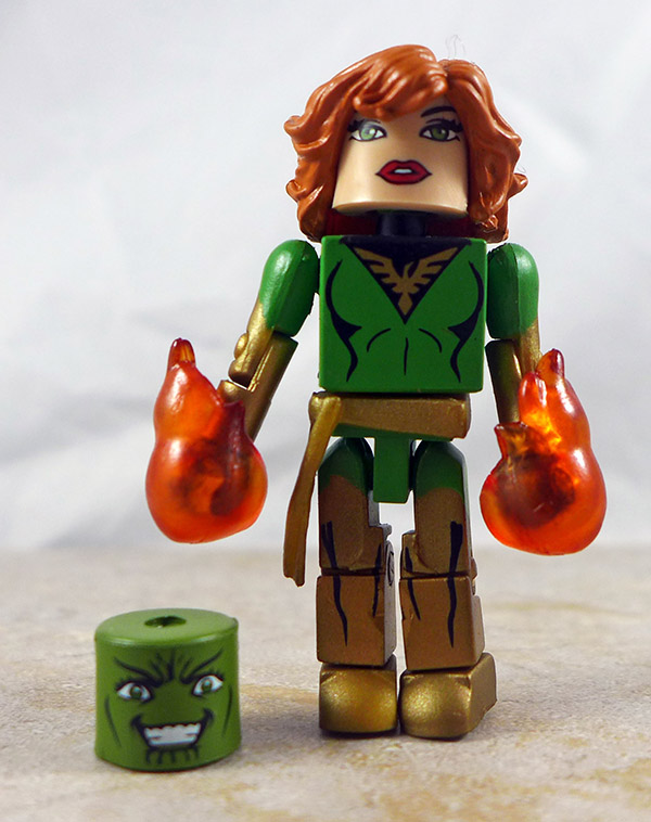 Jean Grey Loose Minimate (Marvel Secret Invasion Box Set)