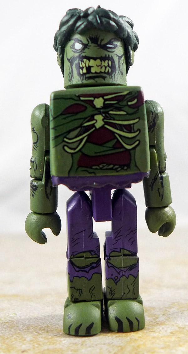 Zombie Hulk Loose Minimate (Marvel Zombies 5-Pack Box Set)