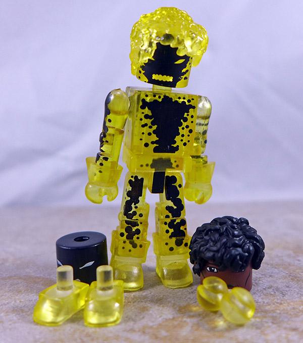 Sunspot Loose Minimate (Marvel New Mutants Box Set)