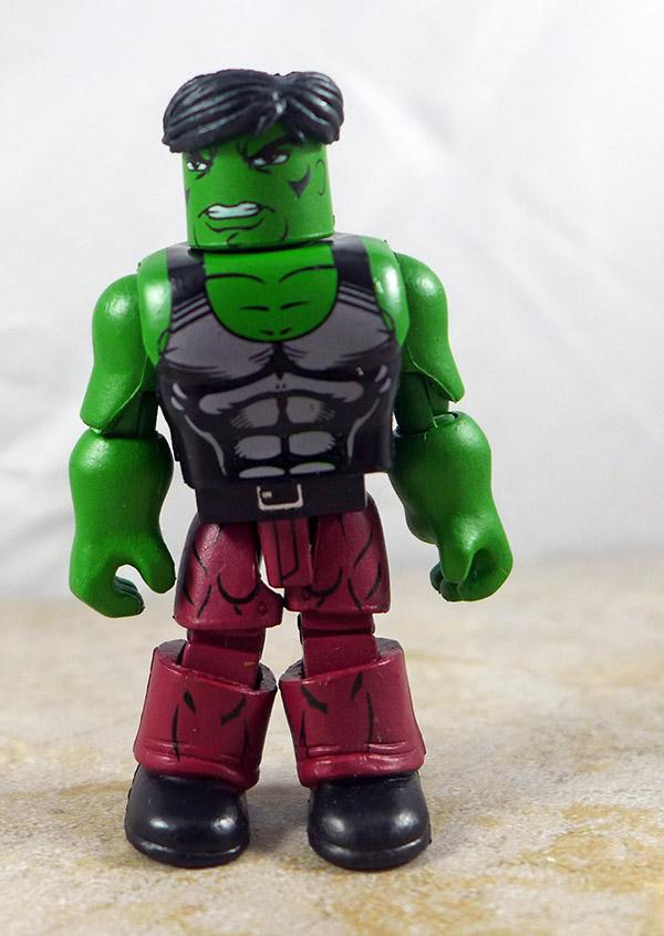 Hulk Loose Minimate (Marvel Avengers (Cap) Box Set)