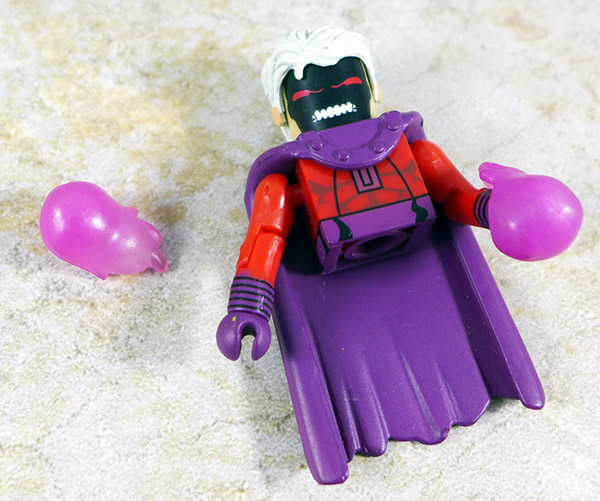 Dark Magneto Partial Loose Minimate (TRU Wave 9)