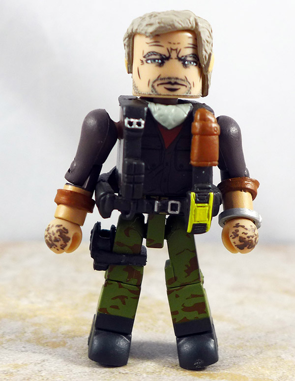 Roth Partial Loose Minimate (Tomb Raider  Specialty Wave)