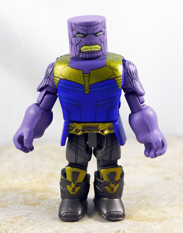 Thanos Partial Loose Minimate (Avengers Infinity War Box Set)
