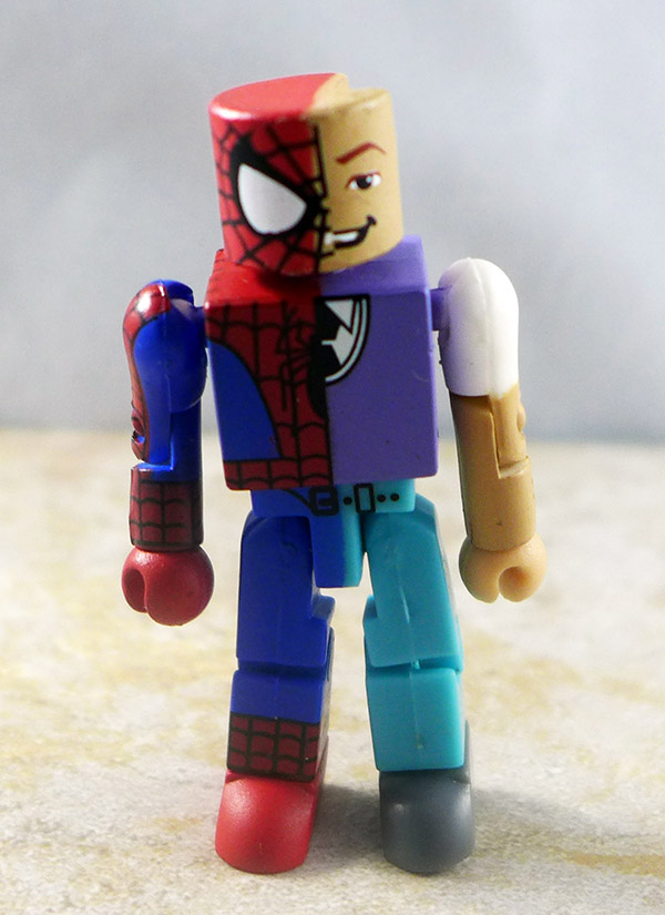 Peter Parker /Spider-Man Partial Loose Minimate (Wave 2)