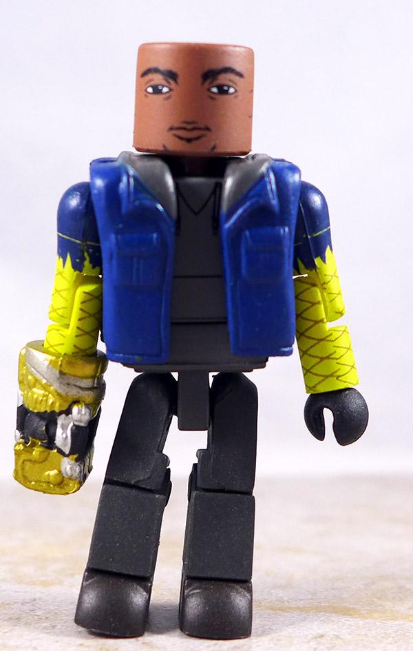 Golden Age Custom Partial Loose Minimate (Captain America TRU Two Packs)