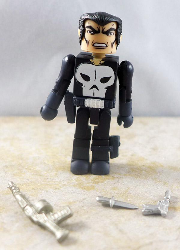 First Appearance Punisher Loose Minimate (TRU Wave 13)