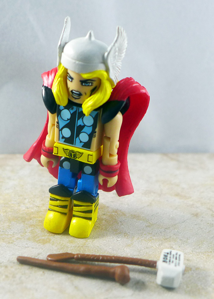 First Appearance Thor Loose Minimate (TRU Wave 12)