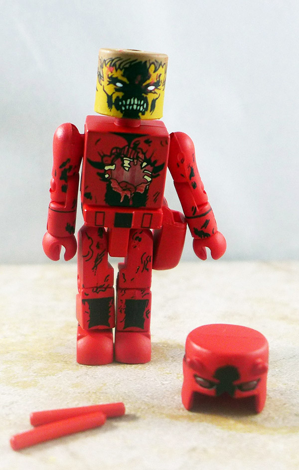 Zombie Daredevil Loose Minimate (SDCC 2007 Exclusive)