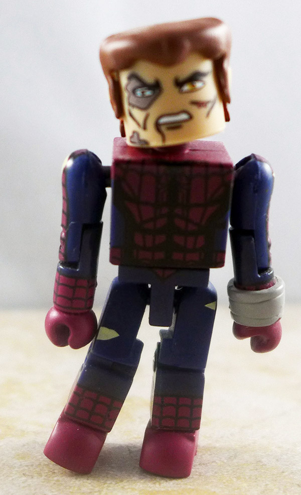 Riot Attack Spider-Man Loose Minimate (Wave 12)