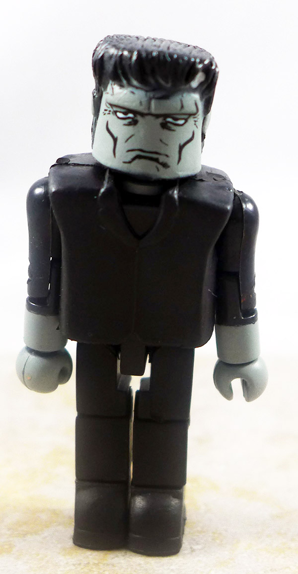 Frankenstein (Black and White) Loose Minimate (Universal Monsters TRU Wave 2)