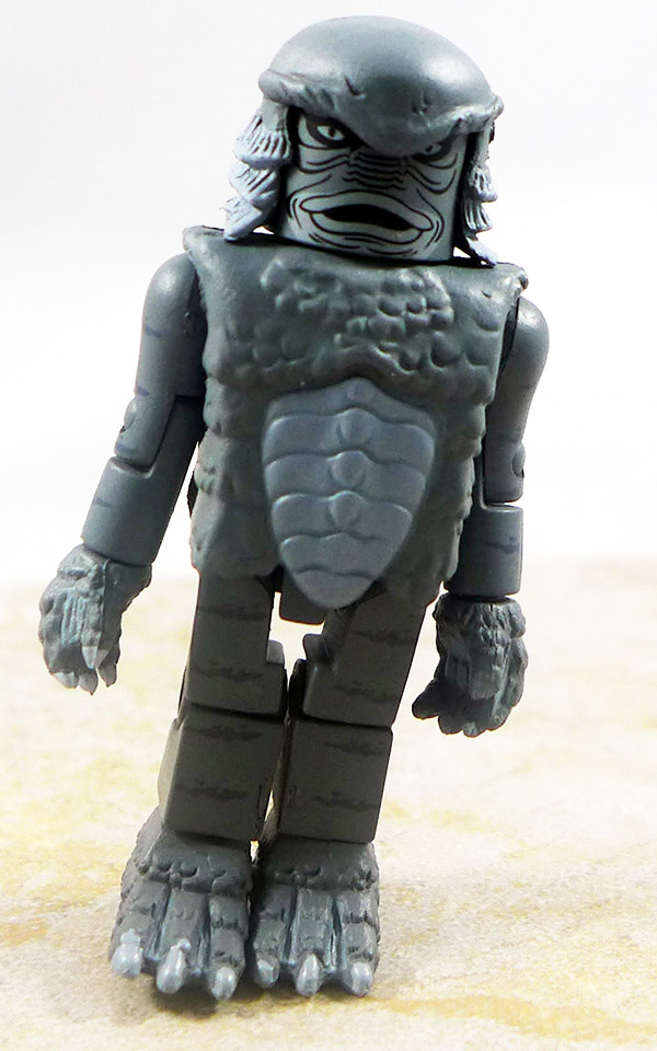 Creature From the Black Lagoon (Black and White) Loose Minimate (Universal Monsters TRU Wave 1)