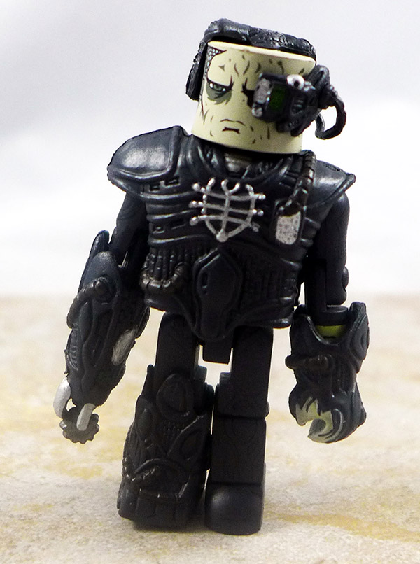 Borg Drone Loose Minimate (Star Trek Series 4)