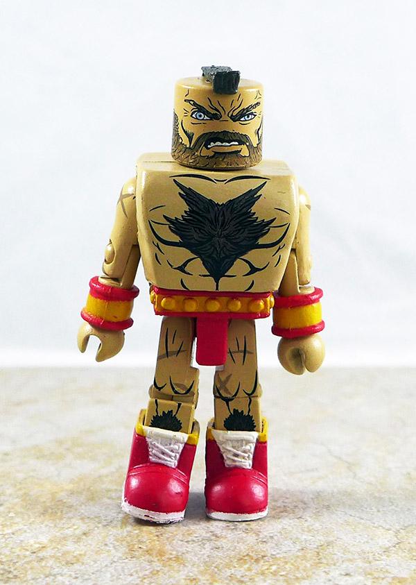 Khan Loose Minimate (Star Trek Legacy TRU Series 1)