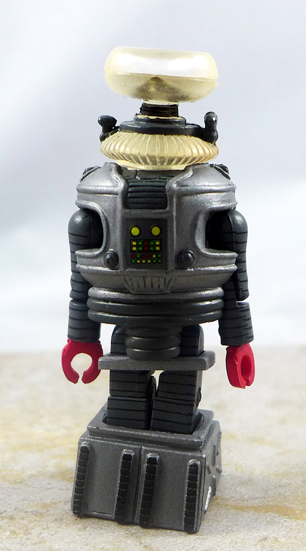 Robot B-9 Loose Minimate (Lost in Space Two Pack)